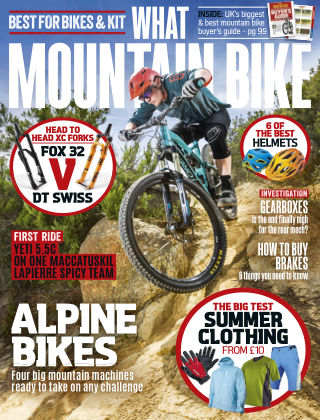 What Mountain Bike July 2016