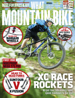 What Mountain Bike Summer 2016
