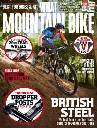 What Mountain Bike Sep 2016