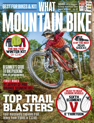 What Mountain Bike Nov 2016