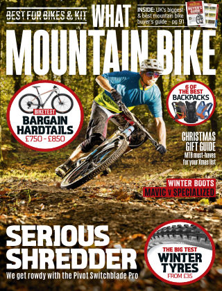 What Mountain Bike Dec 2016