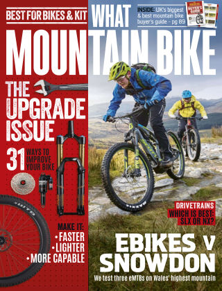 What Mountain Bike Feb 2017