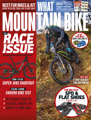 What Mountain Bike Mar 2017