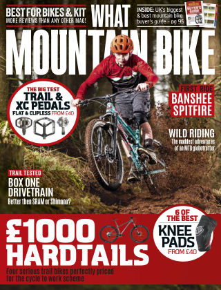 What Mountain Bike Apr 2017