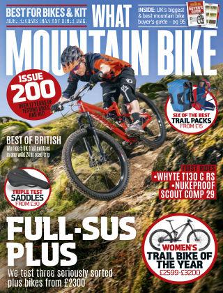 What Mountain Bike June 2017