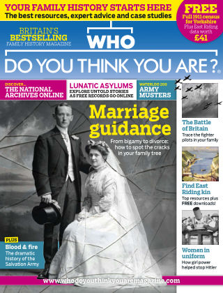 Who Do You Think You Are? Jul 2015
