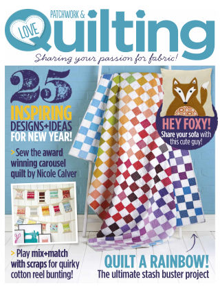 Love Patchwork & Quilting Issue 17 2015
