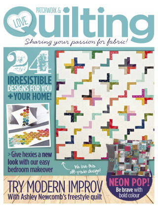 Love Patchwork & Quilting Issue 18 2015