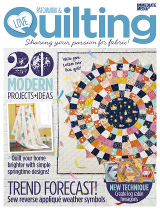 Love Patchwork & Quilting Issue 20 2015