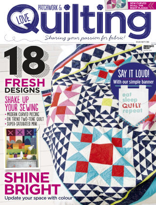 Love Patchwork & Quilting Issue 42