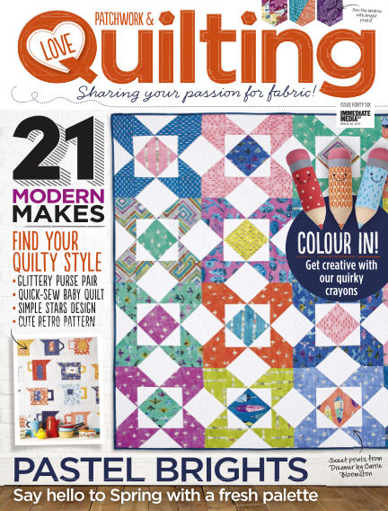 Love Patchwork & Quilting March 29, 2017 00:00