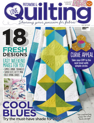 Love Patchwork & Quilting Issue 48