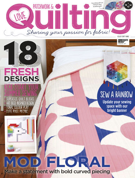 Love Patchwork & Quilting June 21, 2017 00:00