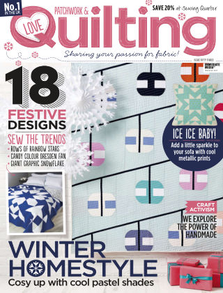 Love Patchwork & Quilting Issue 53