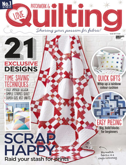 Love Patchwork & Quilting November 08, 2017 00:00