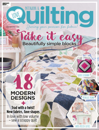 Love Patchwork & Quilting Issue65