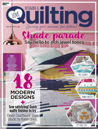 Love Patchwork & Quilting Issue68