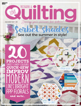 Love Patchwork & Quilting Issue78