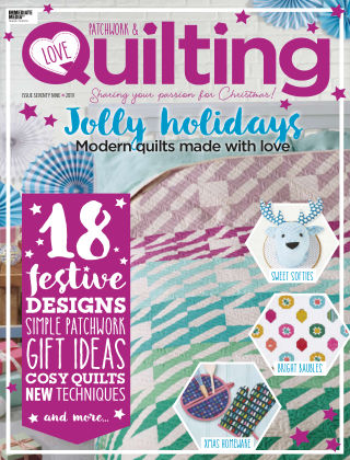 Love Patchwork & Quilting Issue79