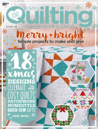 Love Patchwork & Quilting Issue80