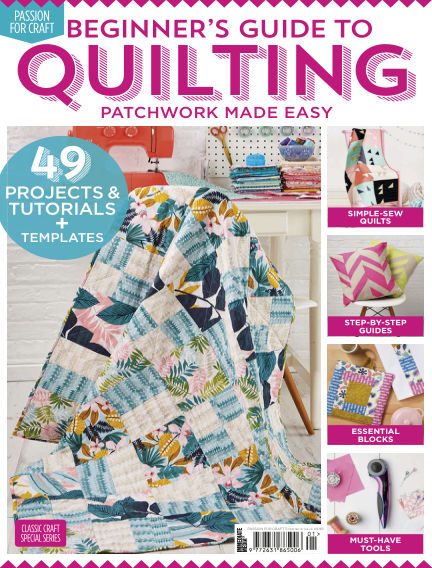 Love Patchwork & Quilting May 13, 2020 00:00