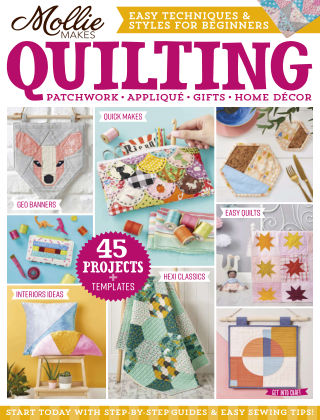 Love Patchwork & Quilting MollieMakesQuilting
