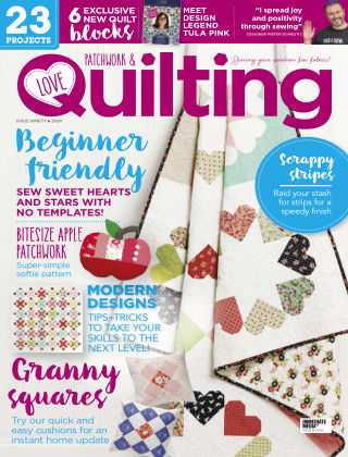 Love Patchwork & Quilting Issue90