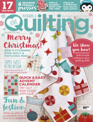 Love Patchwork & Quilting Issue91
