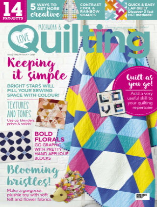 Love Patchwork & Quilting Issue94