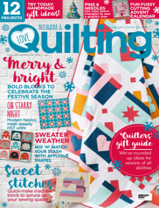 Love Patchwork & Quilting Issue103