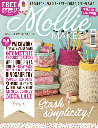 Mollie Makes Issue 49 2015