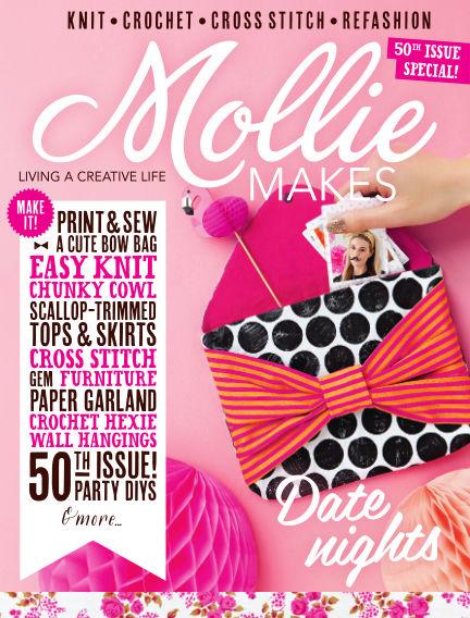 Mollie Makes February 06, 2015 00:00