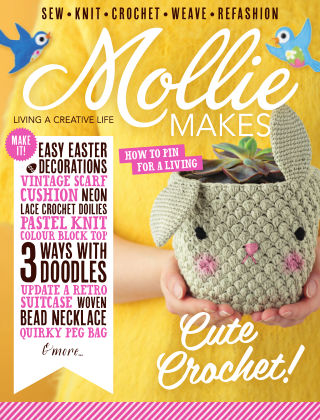 Mollie Makes Issue 51 2015