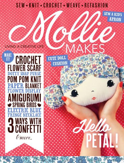 Mollie Makes April 02, 2015 00:00