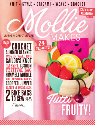 Mollie Makes Issue 53