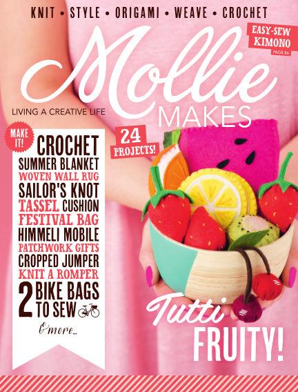 Mollie Makes May 01, 2015 00:00