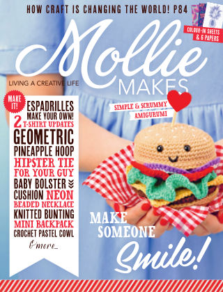 Mollie Makes Issue55