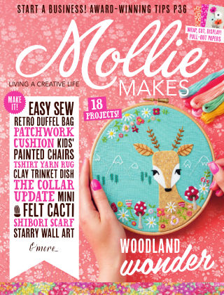 Mollie Makes Issue 56