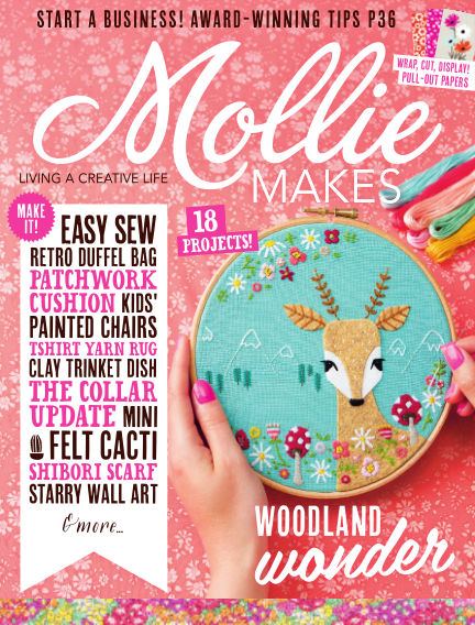 Mollie Makes July 23, 2015 00:00
