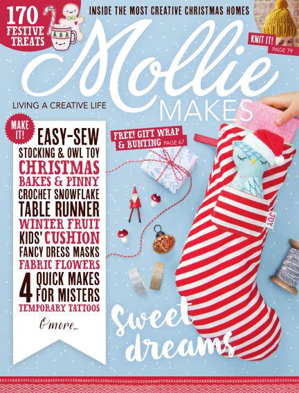 Mollie Makes November 13, 2015 00:00