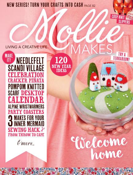 Mollie Makes December 10, 2015 00:00