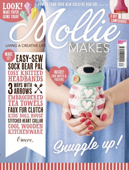 Mollie Makes January 07, 2016 00:00