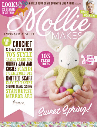 Mollie Makes Issue 63