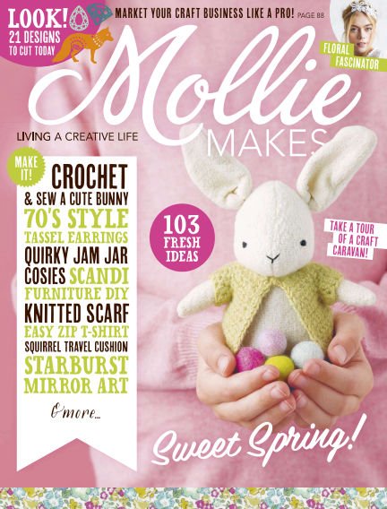 Mollie Makes February 04, 2016 00:00
