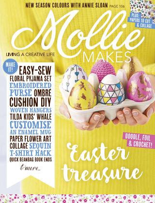 Mollie Makes Issue 64