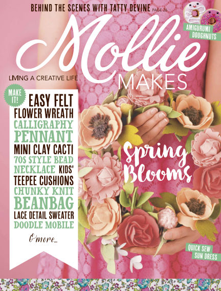Mollie Makes March 31, 2016 00:00