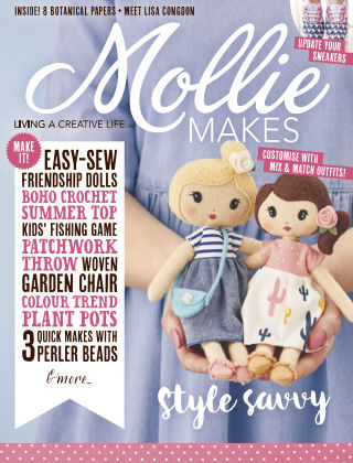 Mollie Makes Issue 66