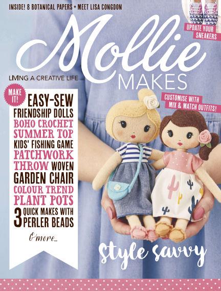 Mollie Makes April 28, 2016 00:00