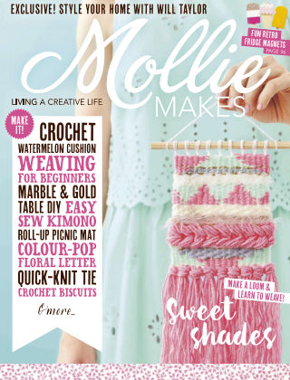 Mollie Makes Issue 67