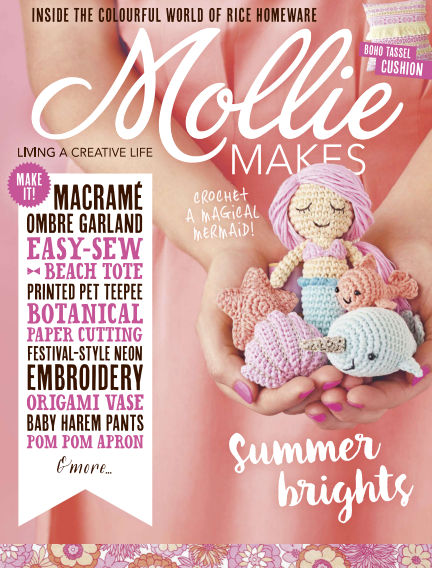Mollie Makes June 23, 2016 00:00